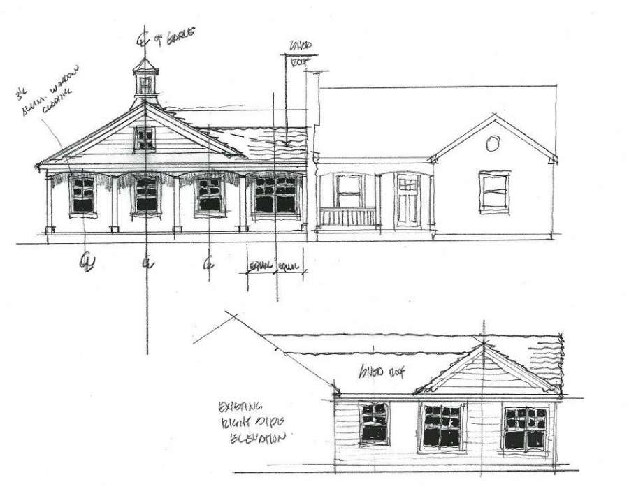 New home design home design group for House sketches from photos