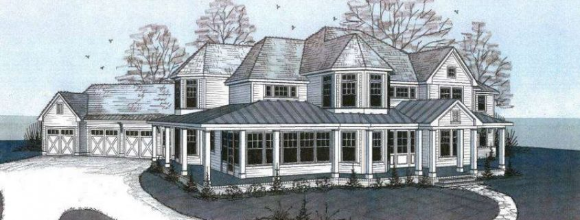 3D Home Sketch - Home Design Group