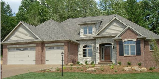 Brick Ranch Home Home Design Group